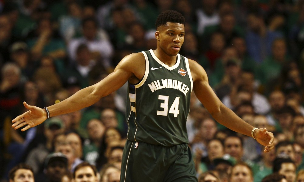NBA: Antetokounmpo Vows To Visit, Identify With Nigerian Roots