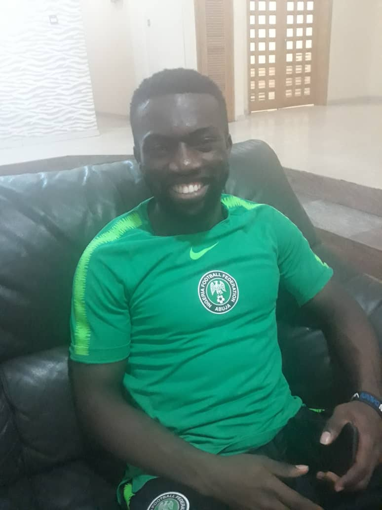 Azubuike Confident Of Qualification For U23 AFCON