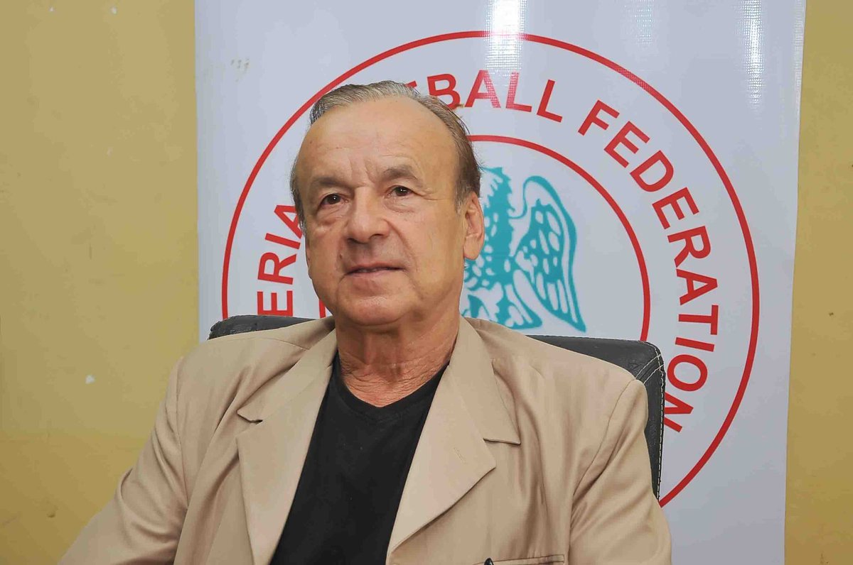 Rohr: Onuachu , Akpeyi Will Start Against Egypt