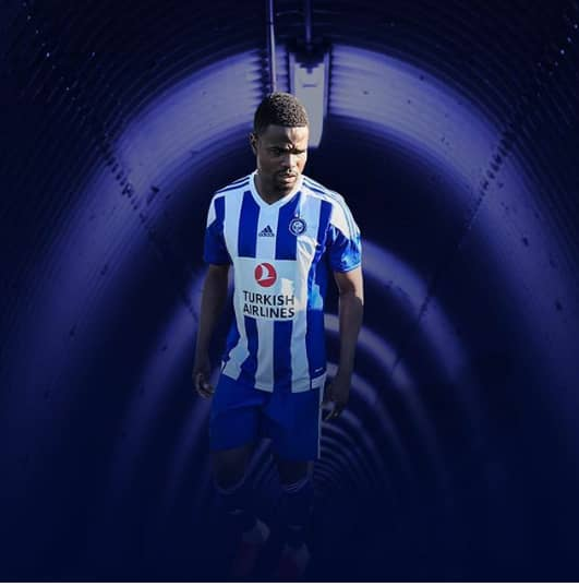 Official: Echiejile Joins Finnish Club  HJK Helsinki