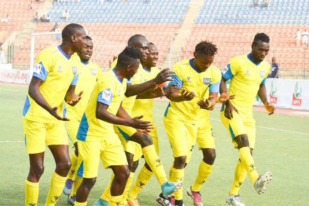 Gombe United Embark On Christmas Break