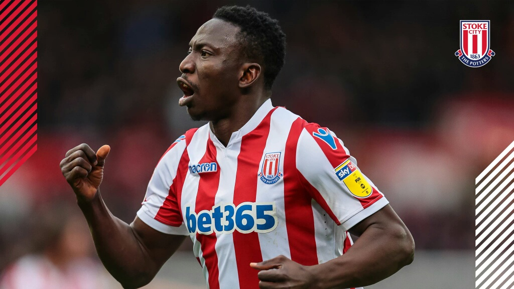 Etebo Targets Stoke City Return Vs Reading
