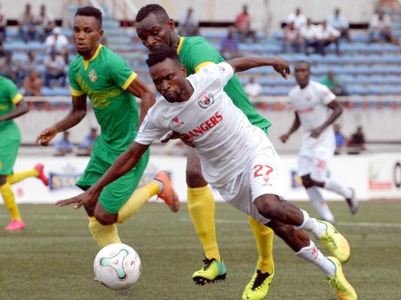 CAFCC: Ajani Ibrahim Suspended For Salitas – Rangers Clash