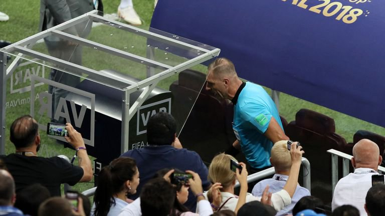 VAR To Be Used At 2019 FIFA Women's World Cup,