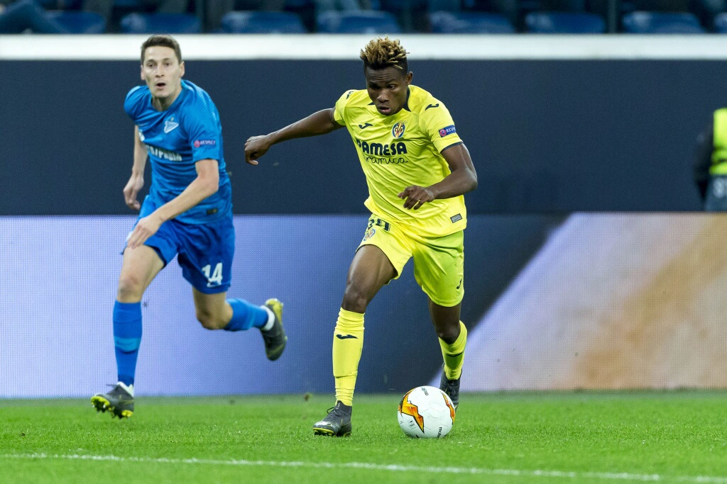 Barcelona Line Up Chukwueze As Coutinho Replacement