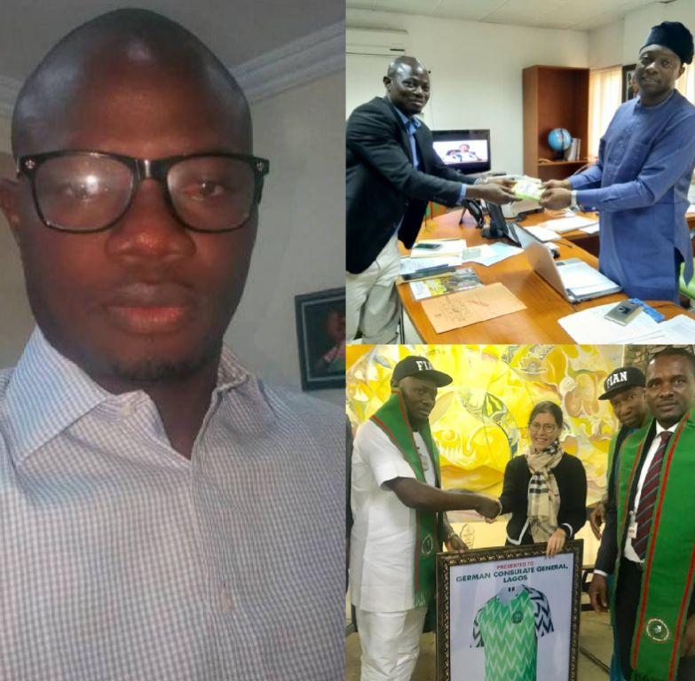 INTERVIEW – FIAN Coordinator, Sodeke: We're Here To Nuture Nigerian League Players' Careers ; Clubs Don't Respect Contracts; LMC, NFF Can Do Better
