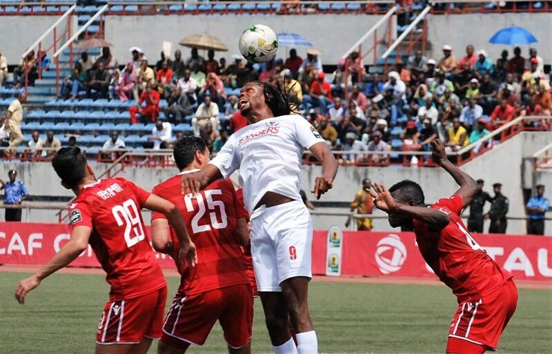 CAFCC: Rangers Crash Out After Home Loss To CS Sfaxien