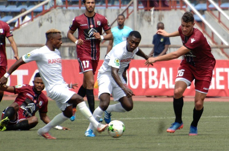 Ogunbote: Rangers Unlucky To Crash Out Of CAF Confederation Cup