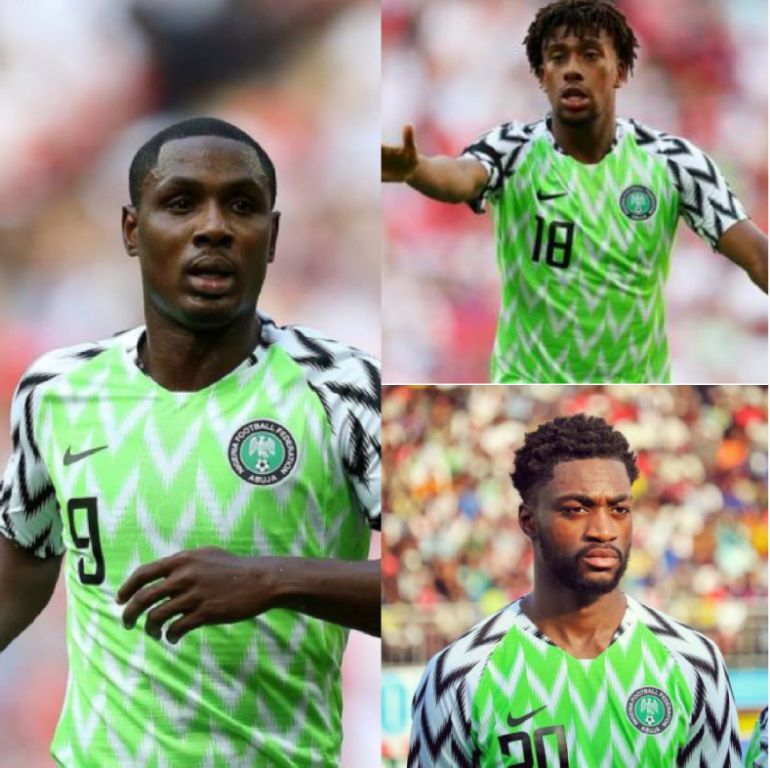 Super Eagles Update: Ighalo, Iwobi, Ajayi Are Early Birds In Camp Ahead Seychelles, Egypt Clashes