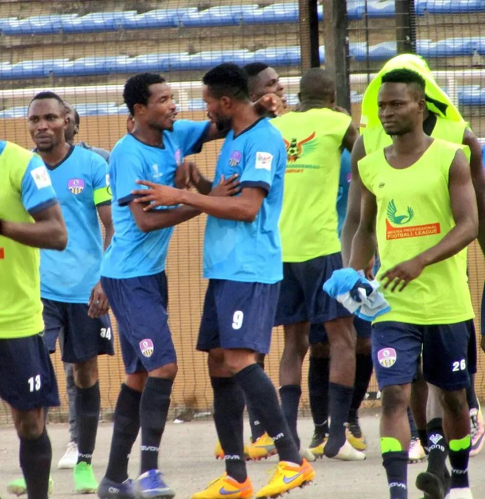 NPFL: MFM Extend Lead In Group A,  Pillars, Abia Warriors Record Away Win