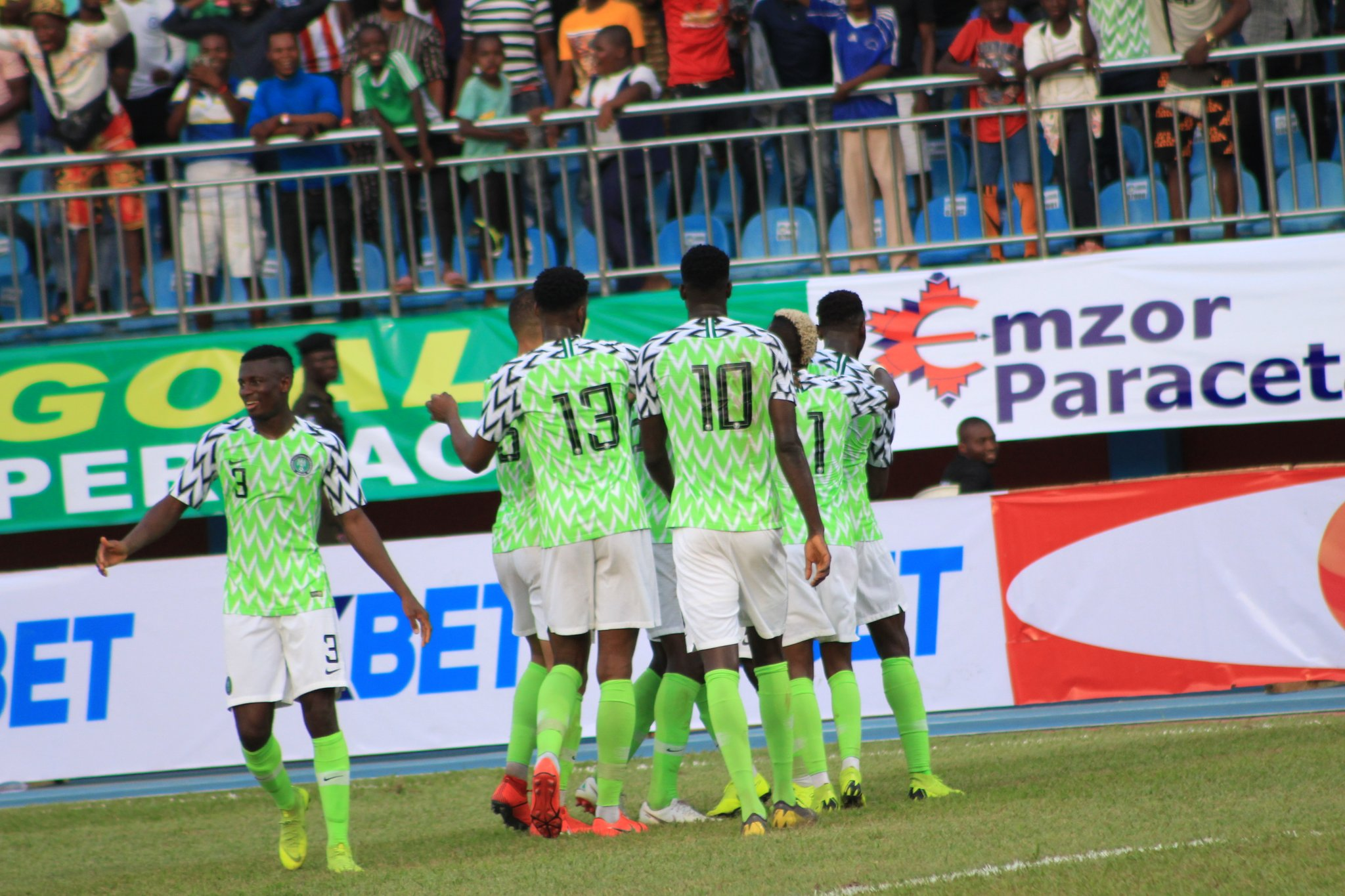 Super Eagles Unruffled Ahead AFCON 2019 Draw, Boast: 'Bring On Any Foes'