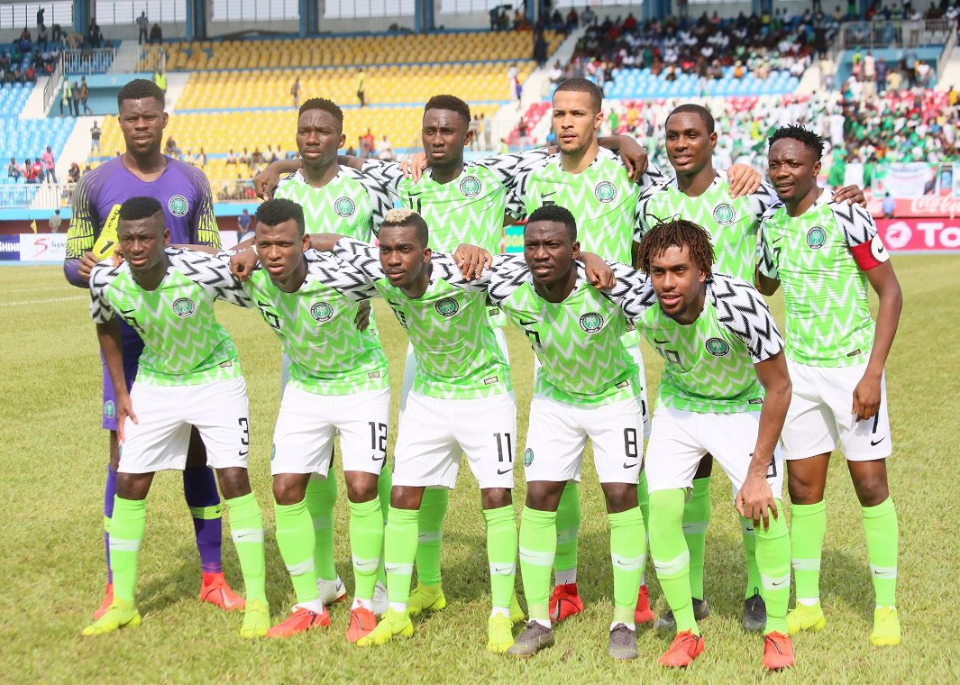 AFCON 2019: Super Eagles Get Soft Draw; Face Guinea, Madagascar, Burundi In Group B