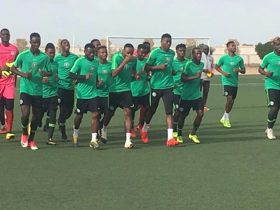 Musa Promises U-23 Eagles N1m Per Goal Against Libya