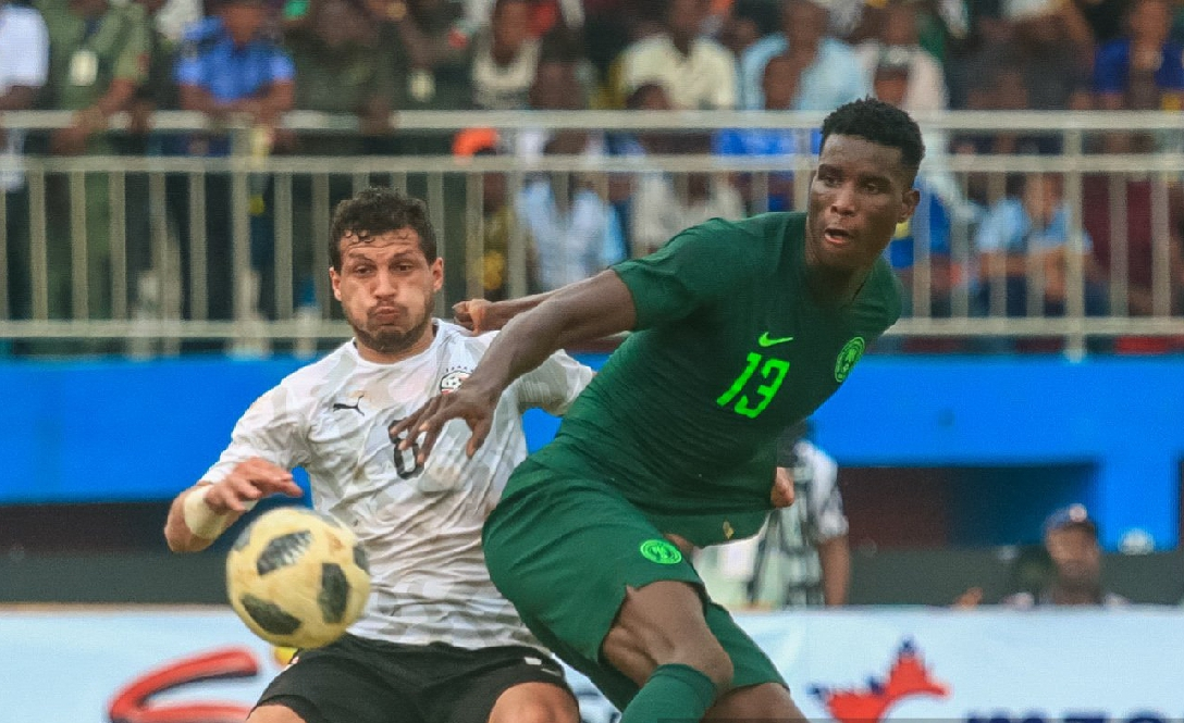Onuachu's Wonder Strike Earns Eagles Slim Win Over Egypt