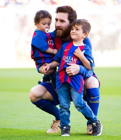 Messi: My Son Asks Why They Want To Kill Me In Argentina