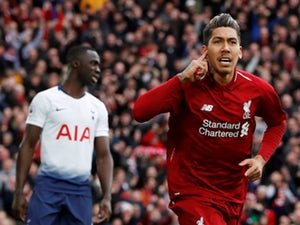 Liverpool Edge Spurs 2-1 To Boost Title Charge
