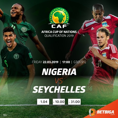 Super Eagles Seek To End AFCON Qualifiers On A High As They Host Seychelles In Asaba