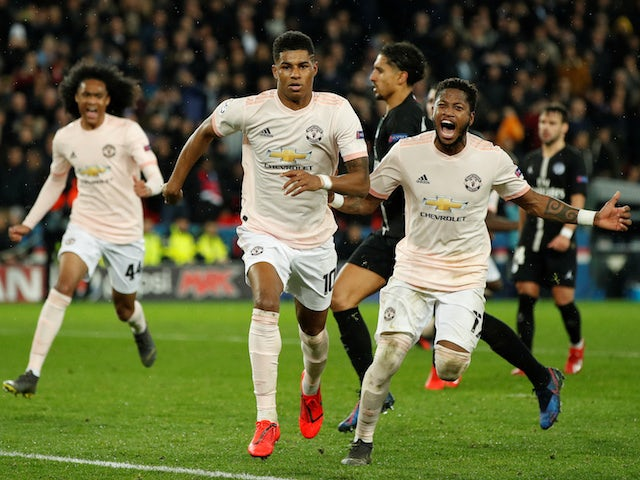 UCL: Man United Dump PSG Out As Porto Thrash Roma 3-1 To Advance