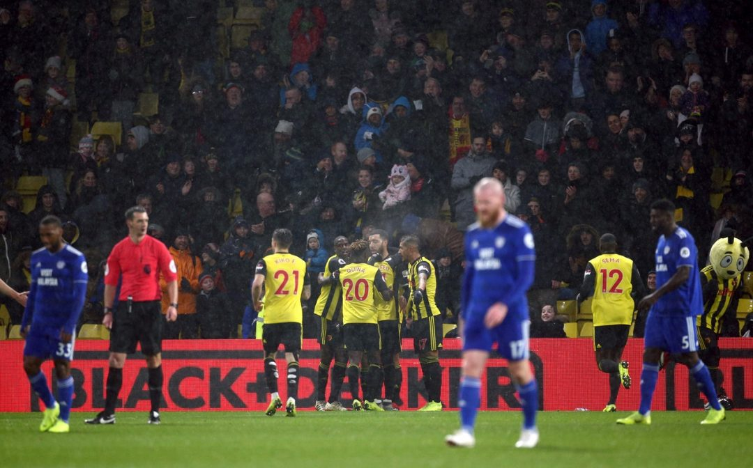 Cardiff's Team Spirit Called Into Question