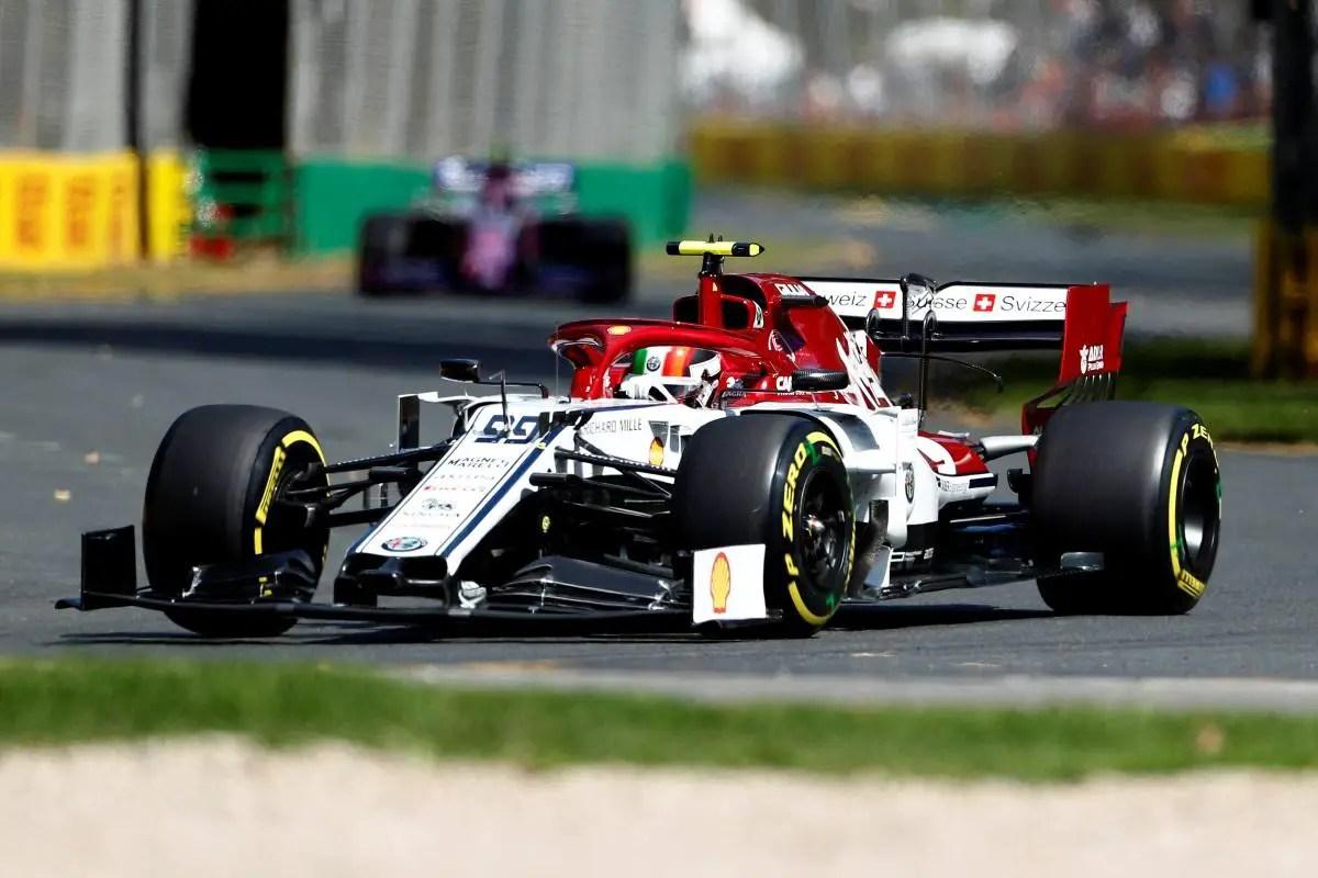 Correa Handed Alfa Romeo Drivers' Role