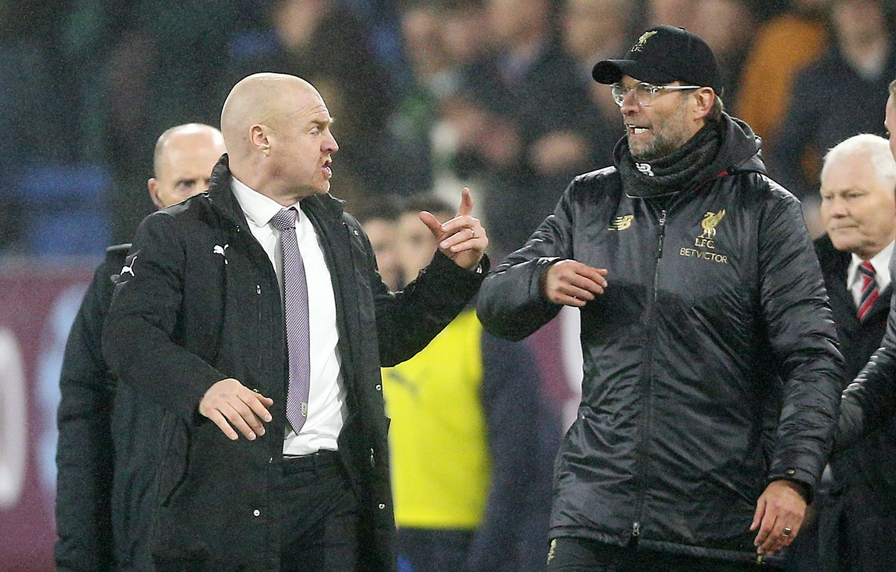 Dyche Hoping To Take Advantage Of Liverpool Nerves