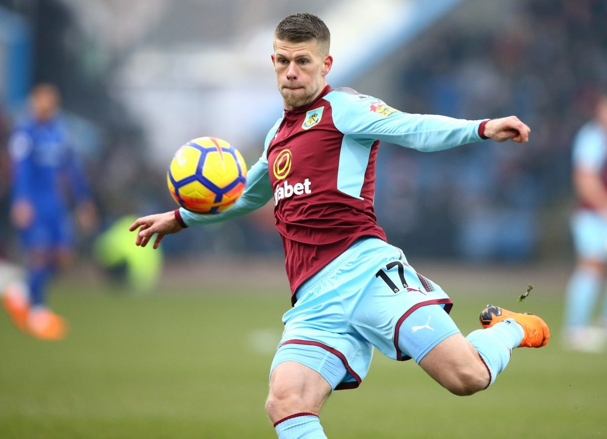 Dyche Upbeat On Gudmundsson Fitness