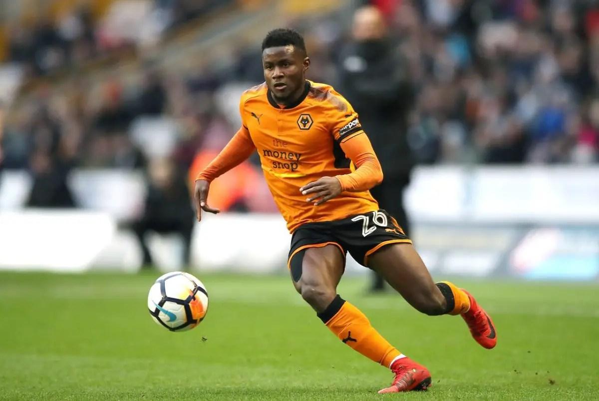 Enobakhare Hopes For Wolves Future