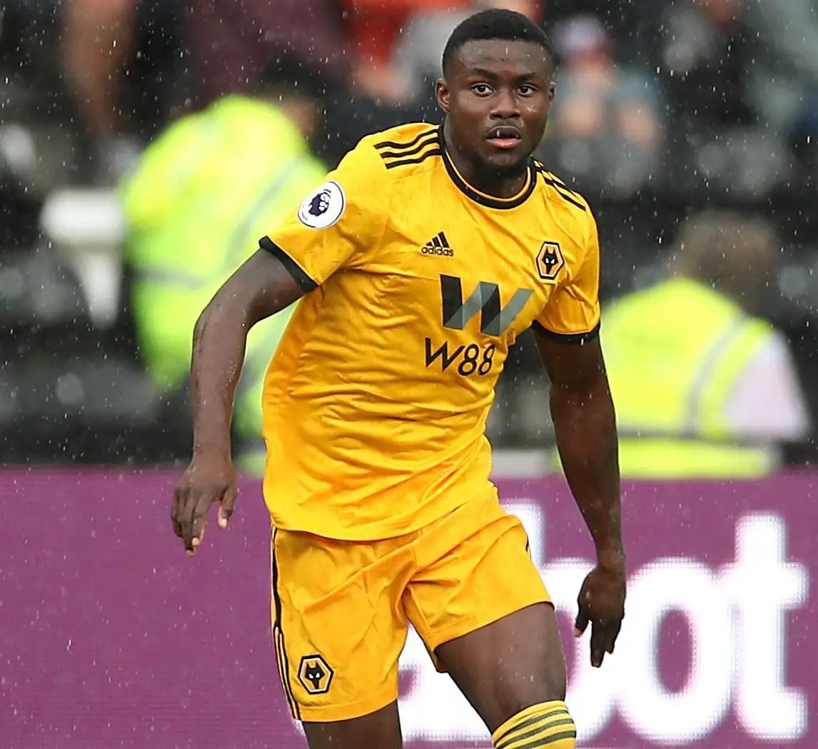 Enobakhare Set For Wolves Exit