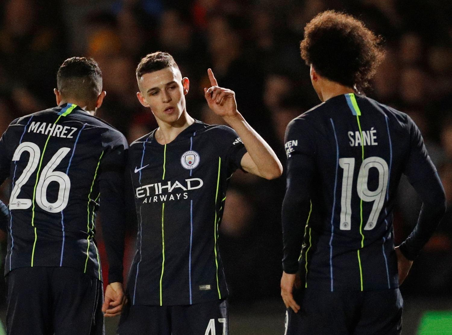Foden Shines In England Defeat