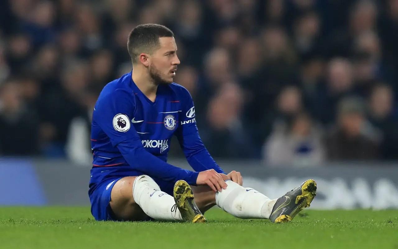 Hazard Fires Chelsea Rallying Call