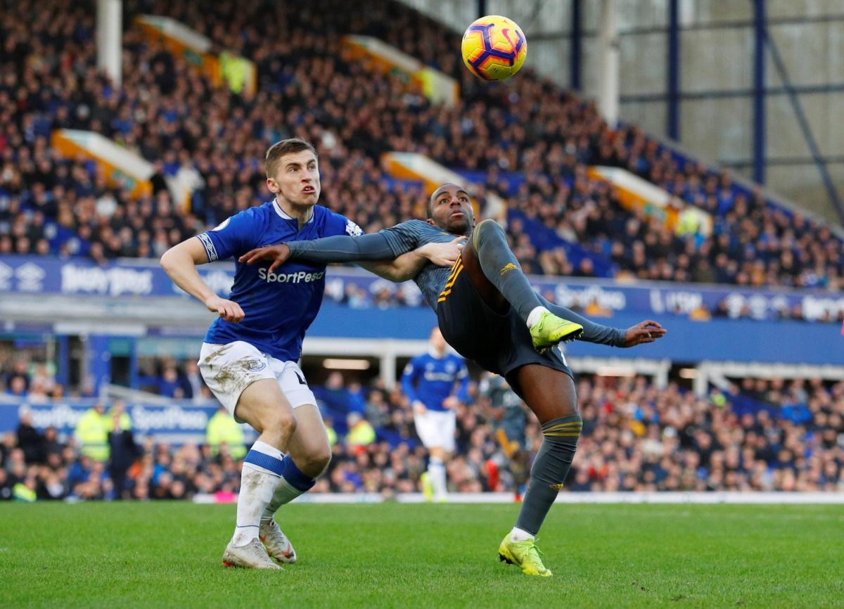 Kenny Frustrated By Everton Collapse