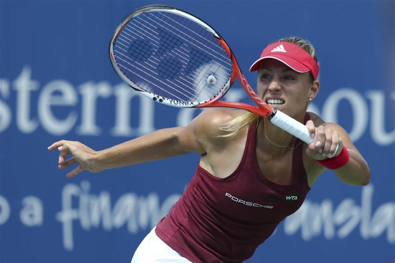 Kerber Ready For Andreescu Test