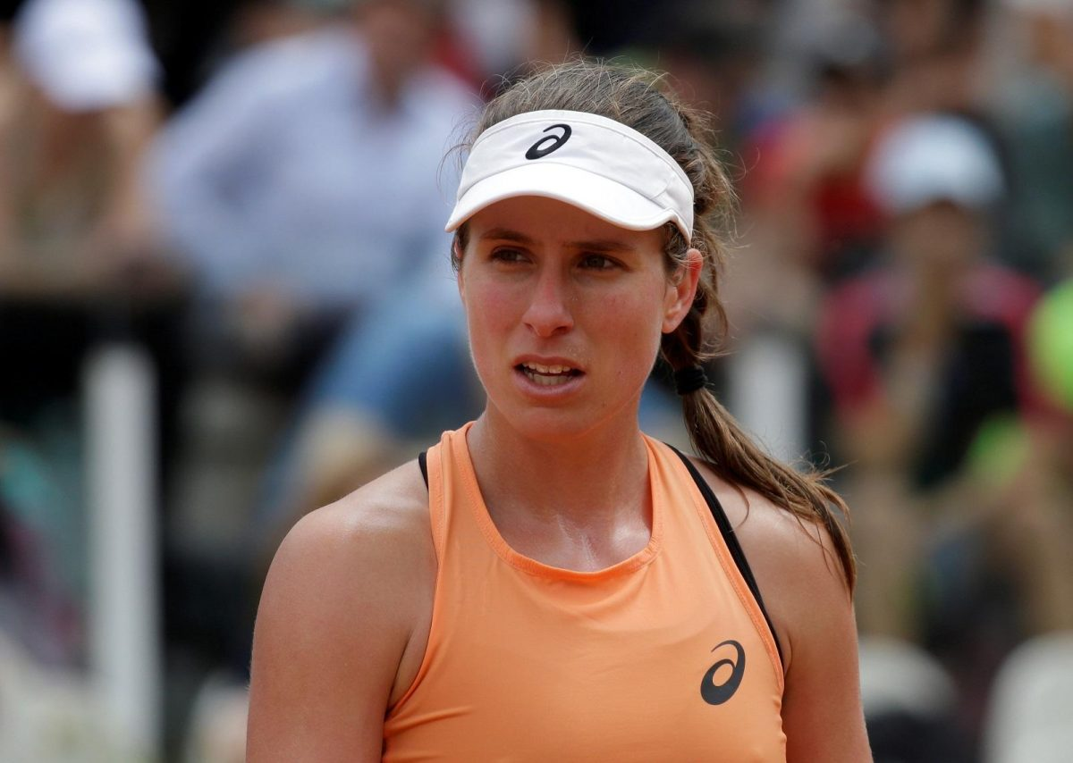 Konta Out But Big Names Progress