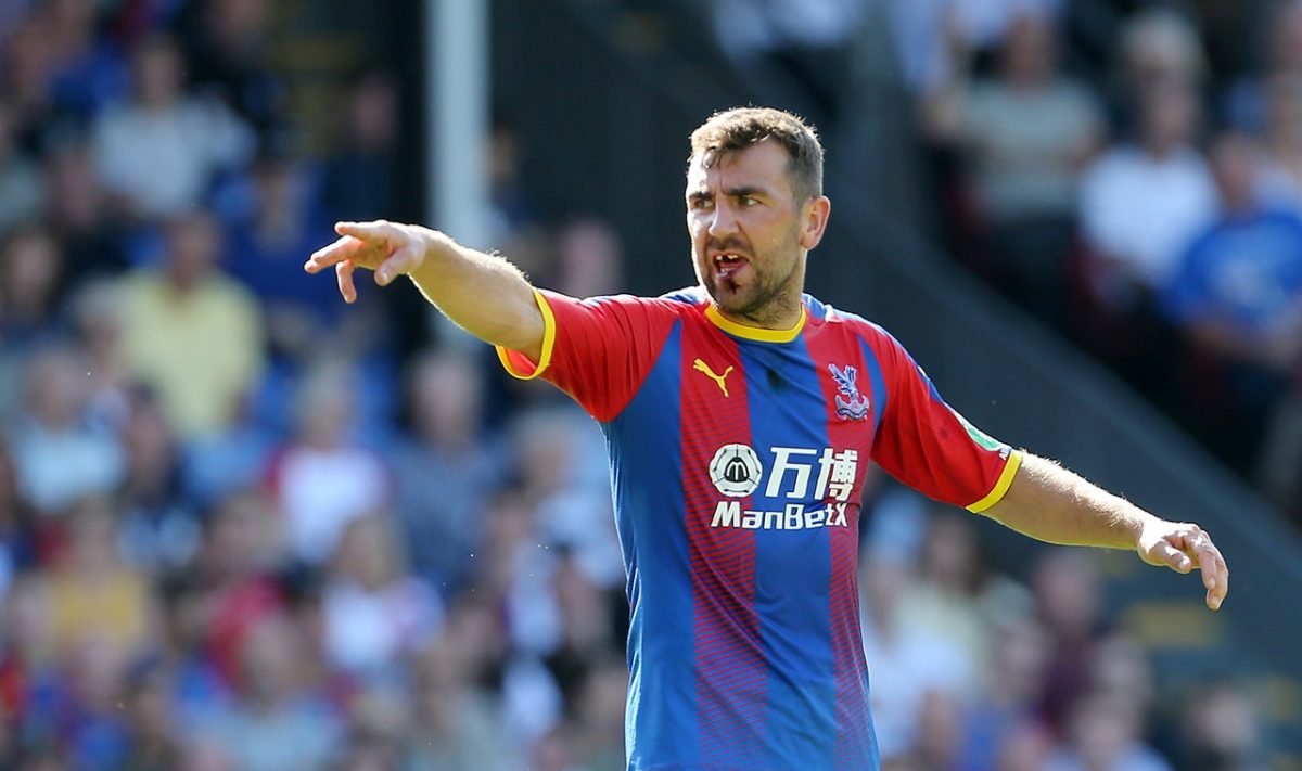 McArthur Desperate For Wembley Chance