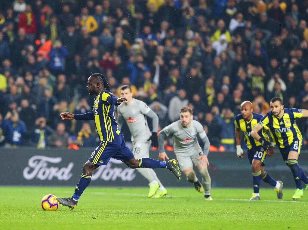 Moses Hails  Fenerbahce Important Win Vs Rizespor