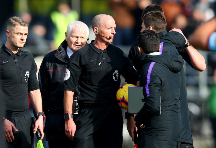 Pochettino Banned For Two Games Over Dean Row
