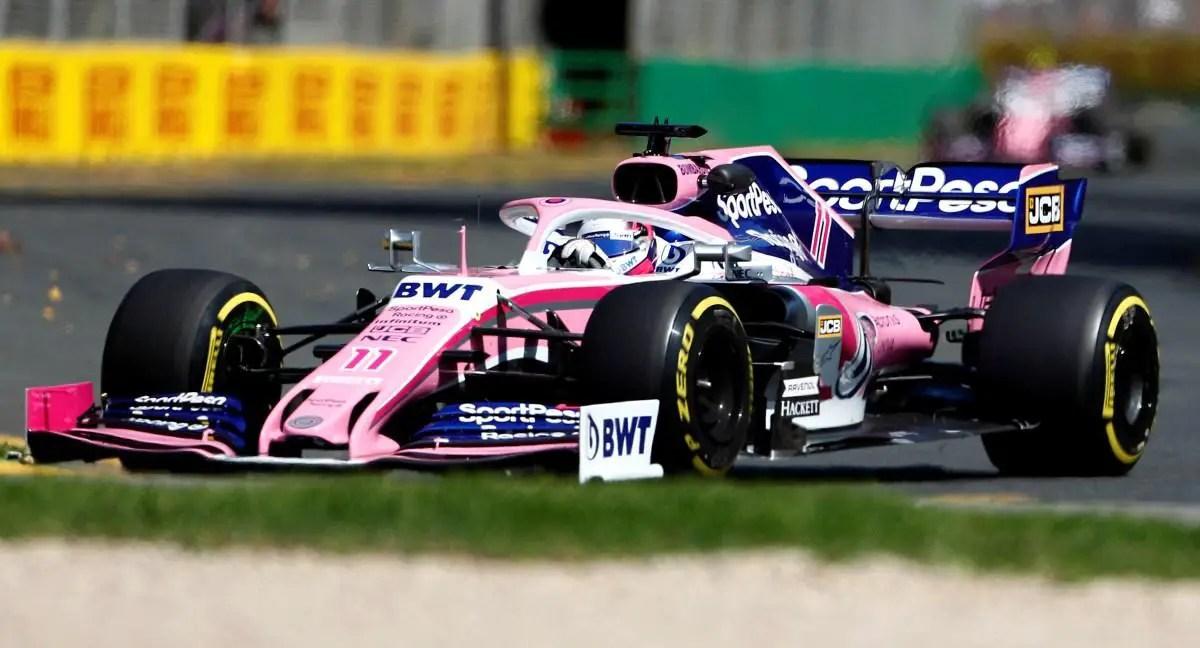 Perez Sets Sights On Bahrain Points