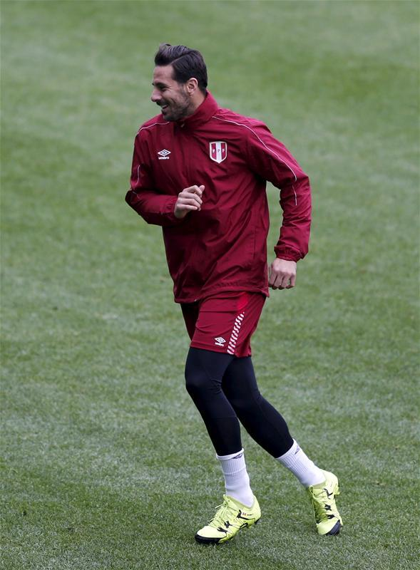 Pizarro Out For 'Several Weeks'