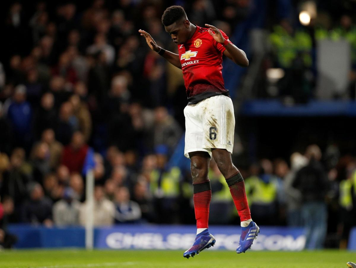 Pogba and Solskjaer Hold Talks On Future – Report