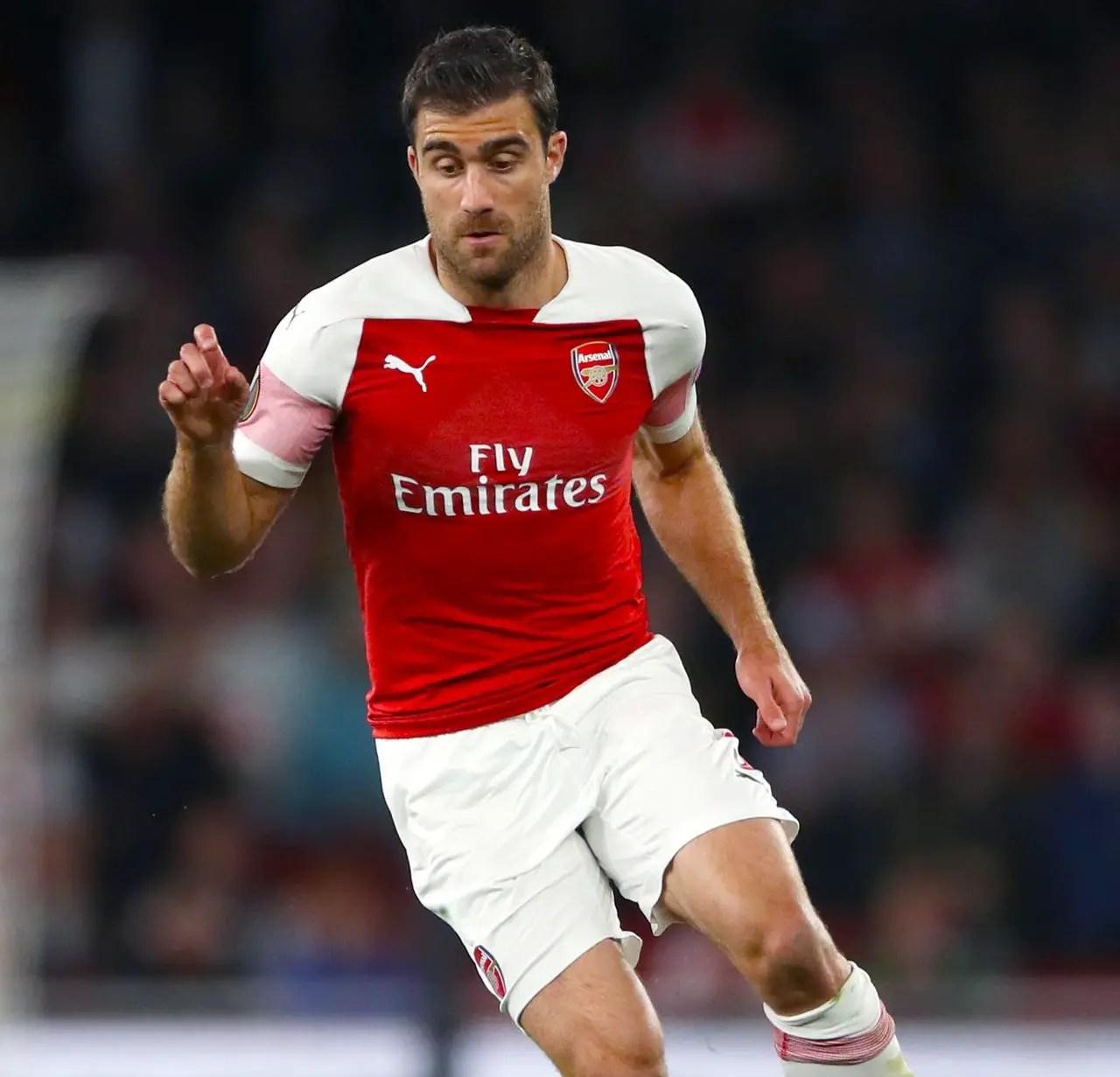 Sokratis Won't Renew Arsenal Contract