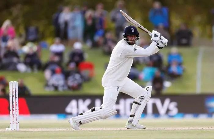 Vince Sets Sights On England Recall