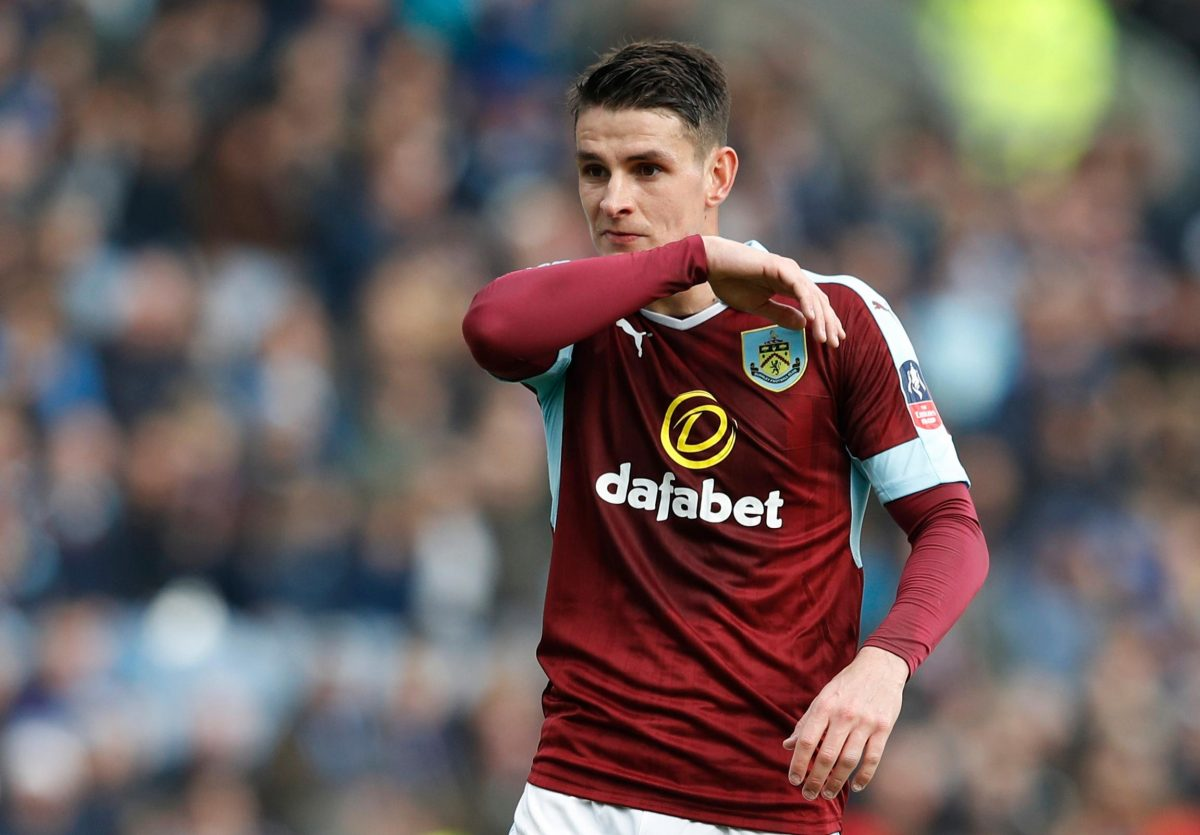 Westwood Tipped For Clarets Return