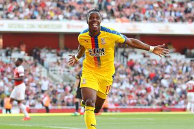 Iwobi Subbed On In Arsenal's Home Loss To Palace As Liverpool Beat Cardiff To Keep Title Race Alive
