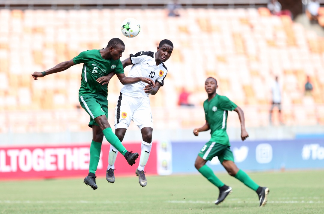 Golden Eaglets Pip Angola To Boost U-17 AFCON Semis, World Cup Spot Hopes