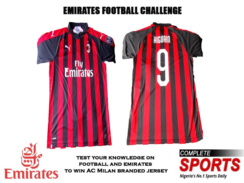 And The Winner Is: Emirates Football Challenge (Day 2)