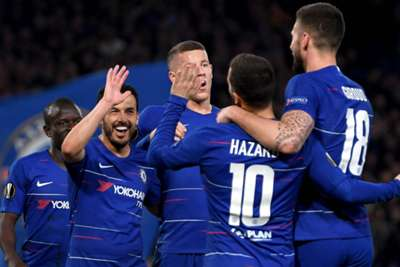 Chelsea Boosts Champions League Hopes With1-1 Draw Against United