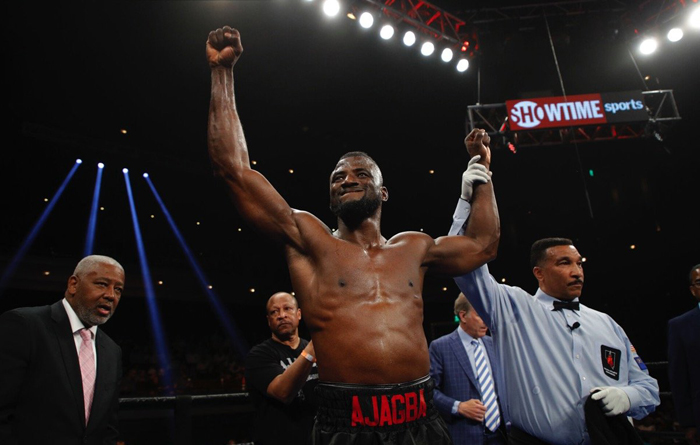 Ajagba Extends Winning Streak To 10 Bouts With Knockout Win Over Wallisch