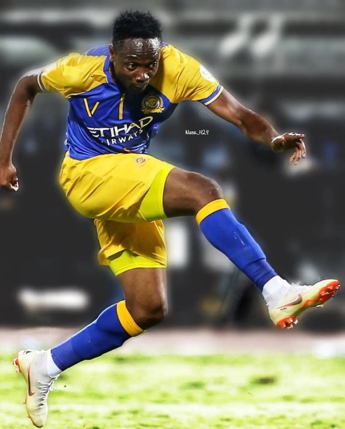 Musa Bags 6th Assist of Season In Al Nassr Away Win Vs Al Raed