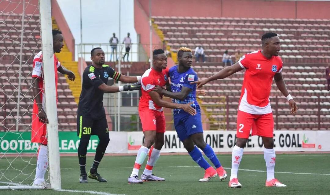 NPFL: Kwara United Pip MFM, Insurance Hold Enyimba In Aba
