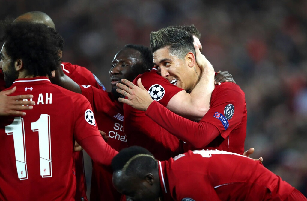 Champions League: Liverpool On Course For Semi-Finals After Porto Win, Spurs Edge Man City